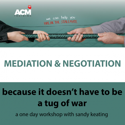 mediation and negotation workshop image